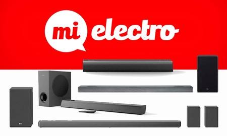 Estas 7 barras de sonido de Philips y LG mejorarán el sonido de tu smart TV y ahora, en MiElectro te cuestan mucho menos dinero