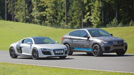 El motor eléctrico in wheel más poderoso del mundo tiene 1.500 Nm y lanza a este Audi R8 a 100 km/h en 3,5 segundos