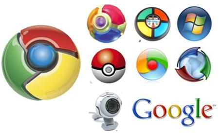Imagen de la Semana: El logo de Google Chrome y sus parecidos razonables