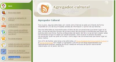 Agregador Cultural presentado