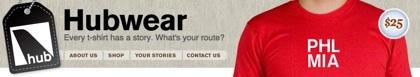 Hubwear, camisetas con códigos de aeropuertos