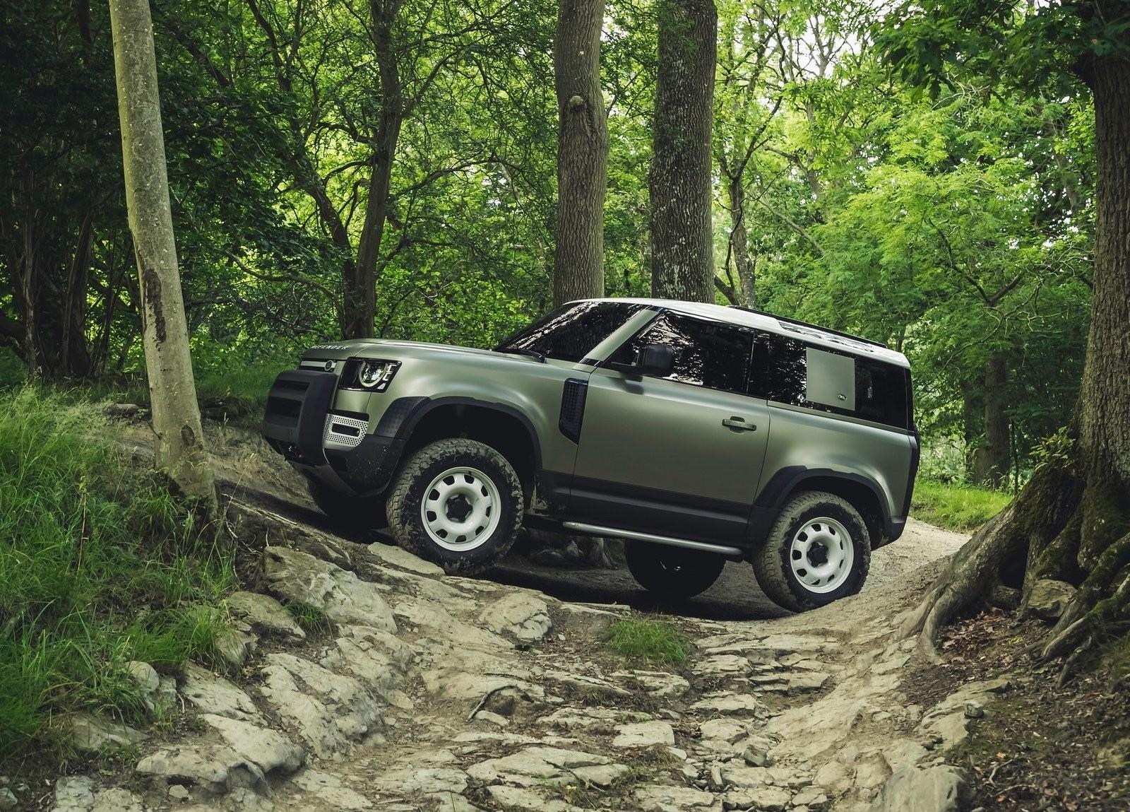 Foto de Land Rover Defender 2020 (16/60)
