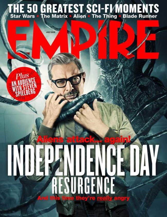 Empire dedica su nueva portada a Independence Day