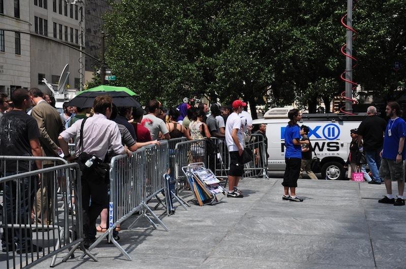 Foto de Lanzamiento iPhone 4 en Nueva York (39/45)