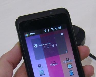 Toshiba TG01: nuestras impresiones