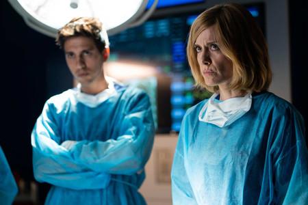'Hospital Valle Norte', una arrítmica serie de médicos sin la emoción de los grandes dramas del género