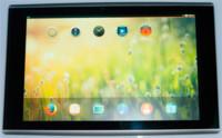 Este es el tablet de referencia basado en Firefox OS