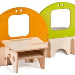 Foto 5 de 5 de la galería mesas-infantiles-con-formas-divertidas en Decoesfera