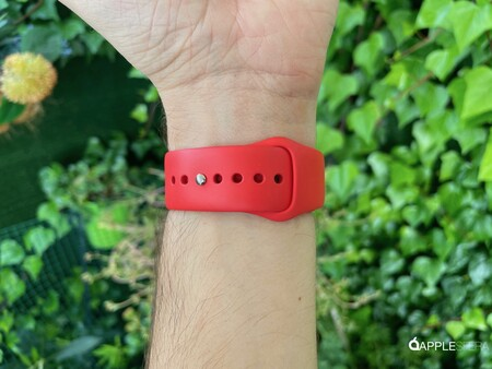 Apple Watch Series seis Rojo 001