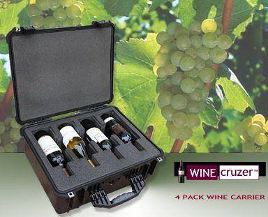 WineCruzer: para transportar tus vinos preferidos