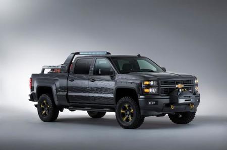 Chevrolet calienta motores para el SEMA 2013