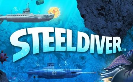 Nintendo abraza el modelo free to play con 'Steel Diver'