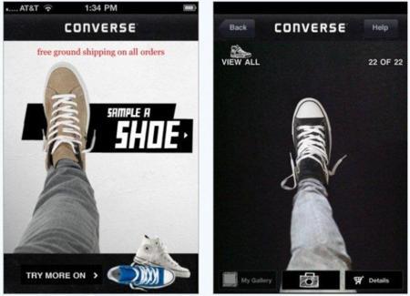 Aplicación para el iPhone: The Sampler by Converse