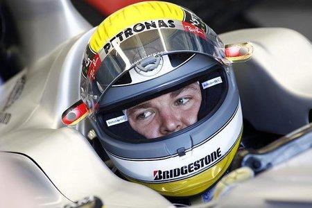 Nico Rosberg disgustado con la situación de Mercedes GP