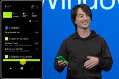 Windows Phone 8.1 GDR 2 traería soporte para pantallas QHD