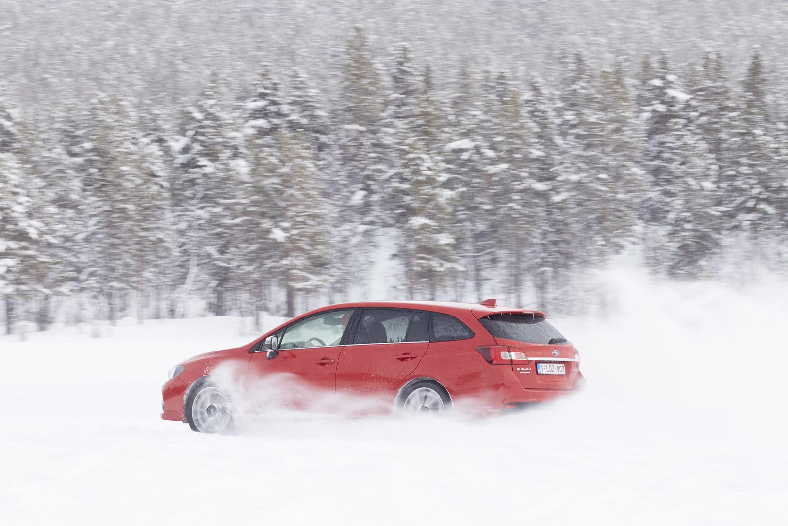 Foto de Subaru Snow Drive 2016 (48/137)