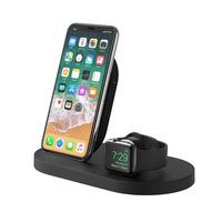 Para cargar inalámbricamente tu iPhone y tu Apple Watch con una única base, tienes hoy en Amazon la Belkin Boost Up por 118,29 euros
