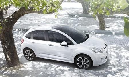 Citroën C3 2013 blanco exterior 17
