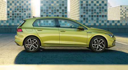 Volkswagen Golf 8 filtraciones