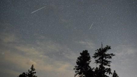Este fin de semana podremos ver una espectacular lluvia de estrellas en todo el mundo