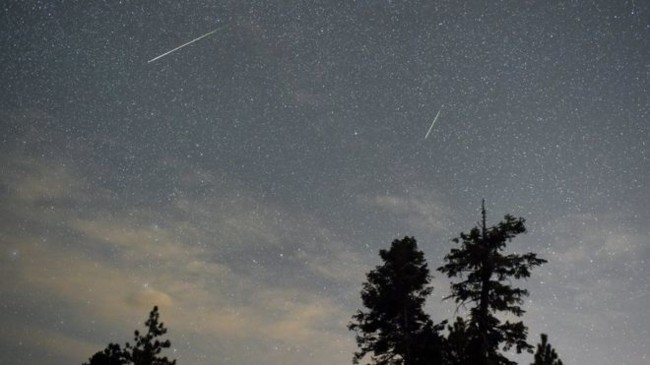 90547140 Lluvia Meteoritos Getty