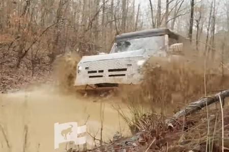 Así de bien se desenvuelve el nuevo Ford Bronco en terrenos complicados antes de su lanzamiento en 2020