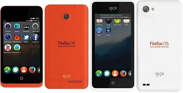 Los primeros smartphones con Firefox OS ya a la venta (y agotados) desde 110 euros