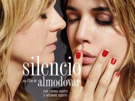 'Silencio', primer cartel de lo nuevo de Almodóvar
