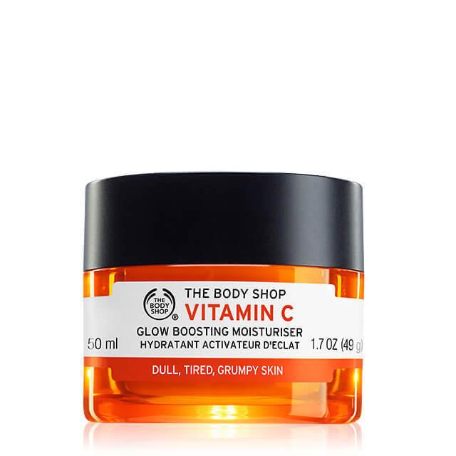 Vitamin C Glow Boosting Moisturiser cuatro 640x640