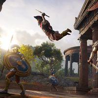 Assassin's Creed: Odyssey dispondrá de una carátula reversible con sus dos protagonistas