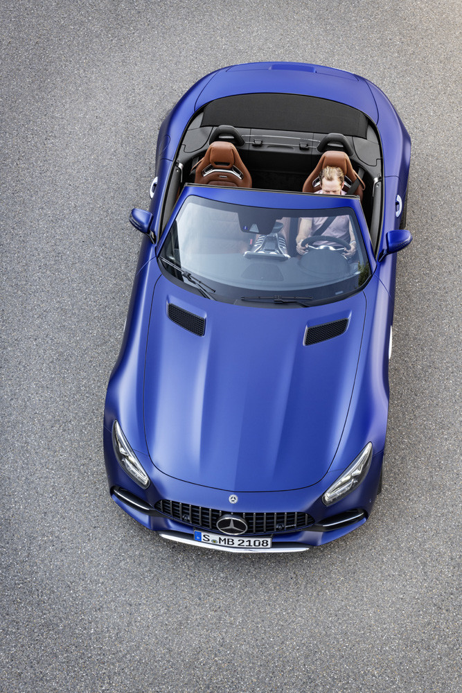 Mercedes-AMG GT C 2019