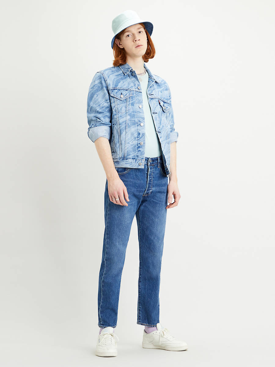 Jean recortado 501 '93
