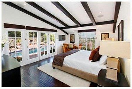 El dormitorio de Neil Patrick Harris