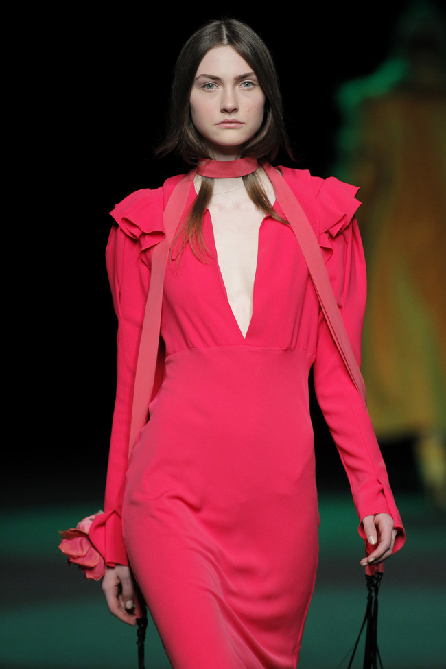 El resumen del segundo día en Madrid Fashion Week: homenaje a Bimba Bosé