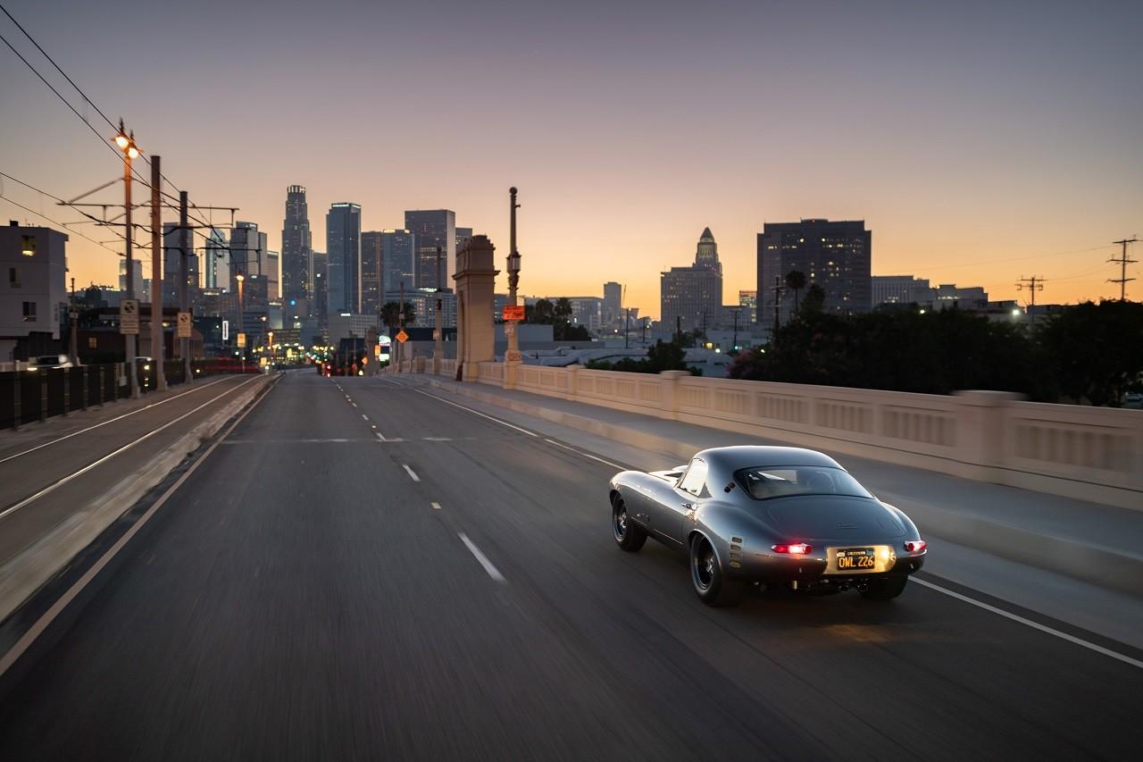 """Foto de Jaguar E-Type Low Drag Coupé """"OWL226"""" (6/21)"""