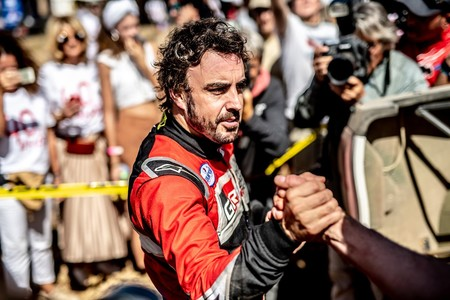 Alonso Rally Marruecos 2019