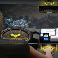 Cuando Intel y Warner Bros se empeñan en que tu coche sea una cápsula de entretenimiento experimental