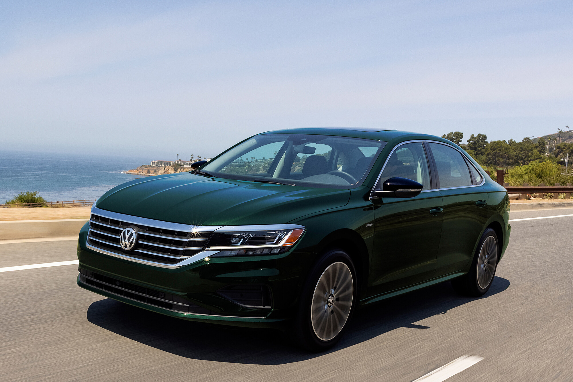 Foto de Volkswagen Passat Limited Edtion (8/10)