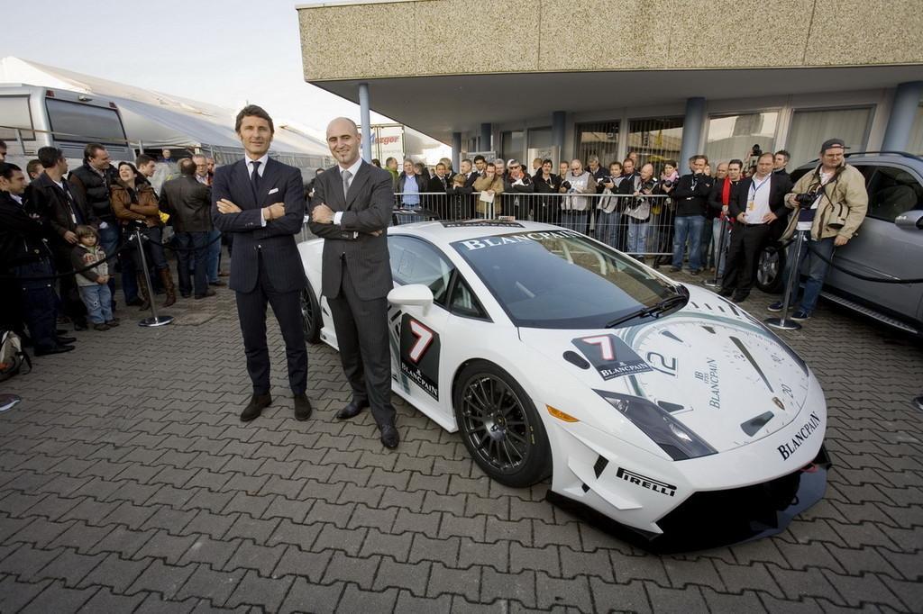 Foto de Lamborghini Super Trofeo Gallardo LP560-4 (12/17)