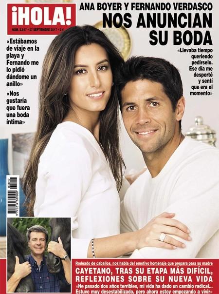 Preparando modelazos que se nos casan Ana Boyer y Fernando Verdasco