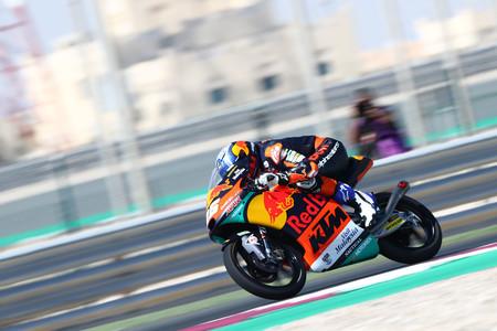 Raul Fernandez Catar Moto3 2020