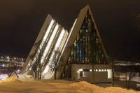 Concierto de Año Nuevo en la Catedral del Ártico
