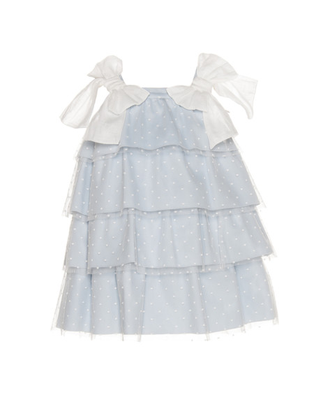 Vestido Volantes Bebe