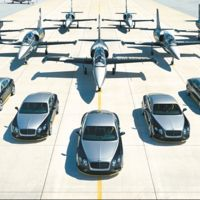 ¿Prefieres un avión jet o un coche que sea tan exclusivo como ese jet?
