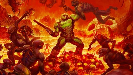 ¿Planeas comprar Doom? Este es el espacio que ocupará en tu disco duro