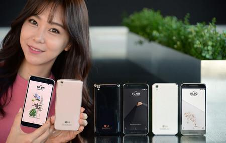 LG U, un híbrido entre el Nexus 5X y el iPhone 3G