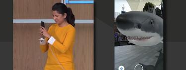 Google introduce la Realidad Aumentada en Búsqueda y nuevas funciones en Google™ Lens