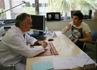 MotoGP Italia 2013: una nueva revisión médica a Marc Márquez descarta nuevas lesiones