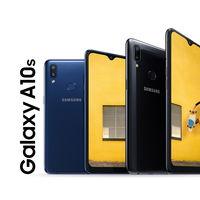 Samsung Galaxy A10s: nueva línea básica con una larga diagonal de pantalla y una gran batería