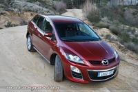 Mazda CX-7 2.2 CRTD, prueba (parte 2)